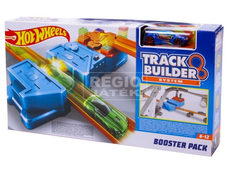 kép nagyítása Hot Wheels Track Builder kilövő játékkészlet