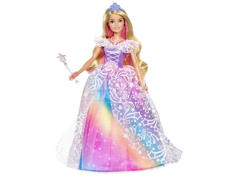 kép nagyítása Barbie Dreamtopia szivárványhercegnő - többféle