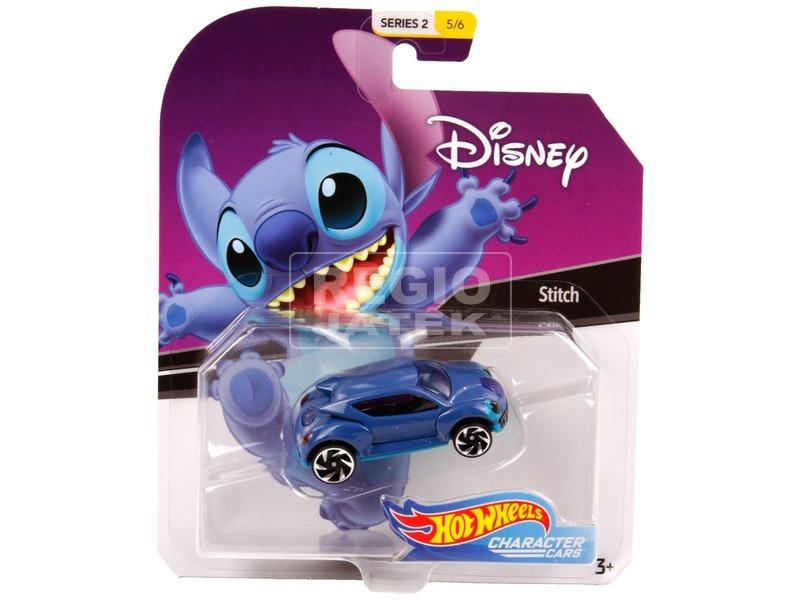 8f44250308 REGIO Játék | Hot Wheels Disney kisautó - 1:64, többféle