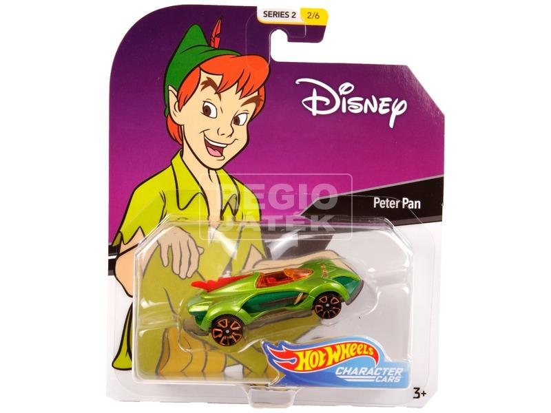 kép nagyítása Hot Wheels Disney kisautó - 1:64, többféle