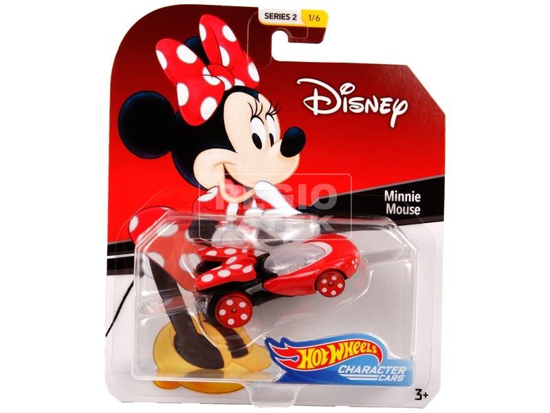 1668e9c71a kép nagyítása Hot Wheels Disney kisautó - 1:64, többféle