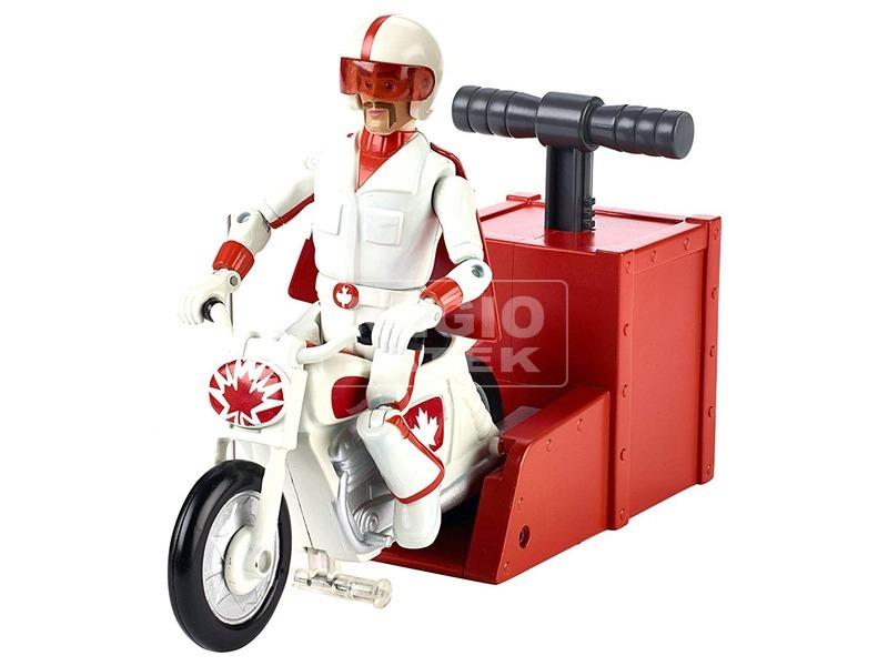 kép nagyítása Toy Story 4 Duke Caboom figura motorral