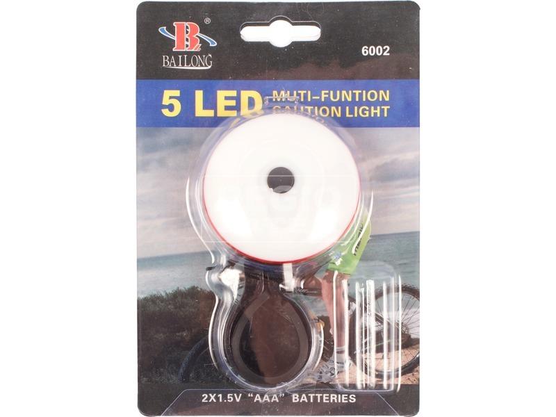 LED villogó kerékpárra