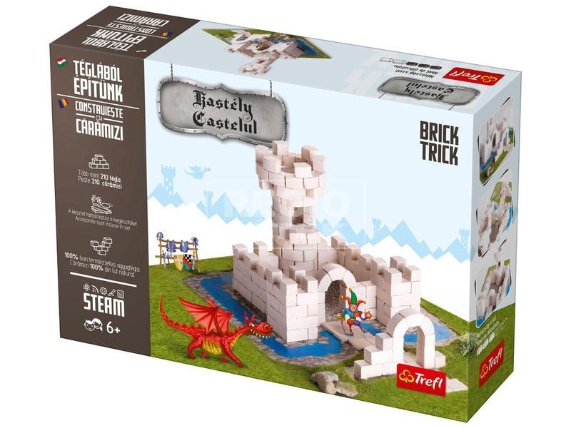 Brick Trick kastély építőjáték