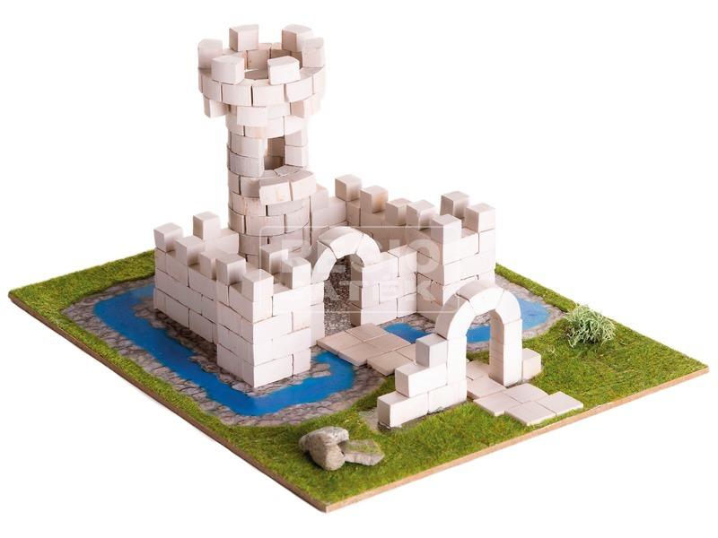 kép nagyítása Brick Trick kastély építőjáték