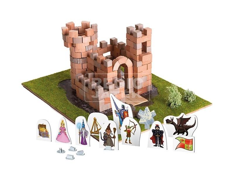 kép nagyítása Brick Trick vidéki ház építőjáték