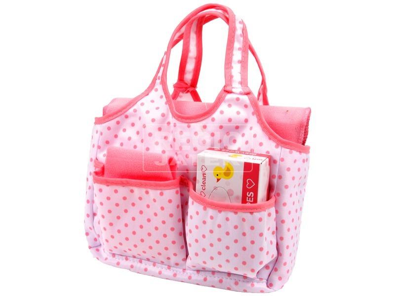 kép nagyítása Baby Rose pelenkázó táska kiegészítőkkel