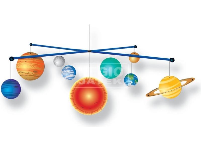 kép nagyítása 4M hordozható Naprendszer készlet
