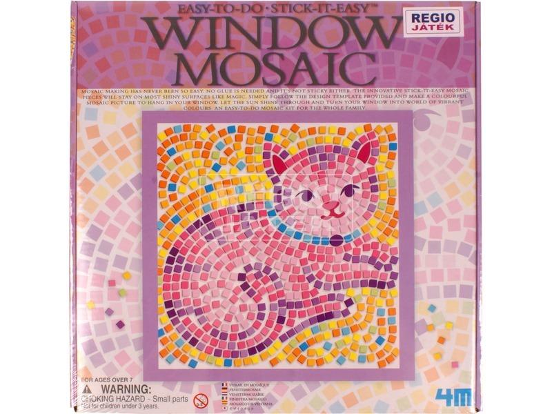 kép nagyítása 4M ablakmozaik készlet - többféle