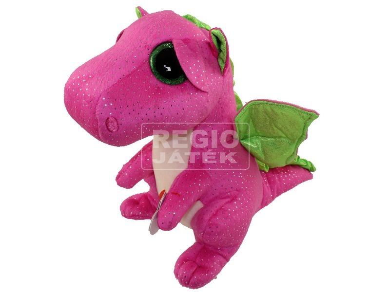 Darla sárkány plüssfigura - 15 cm