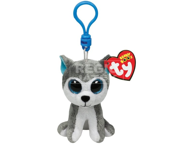 Slush kutya kulcstartó plüssfigura - 9 cm