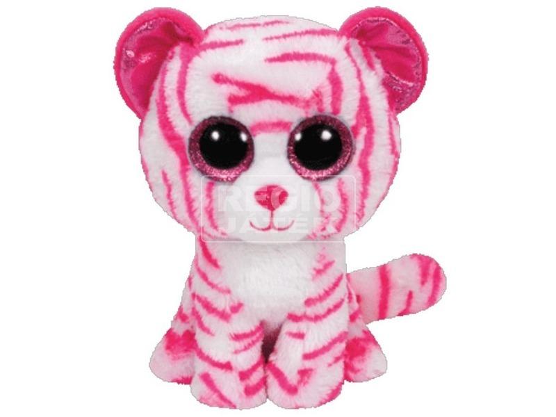 Asia tigris plüssfigura - 15 cm