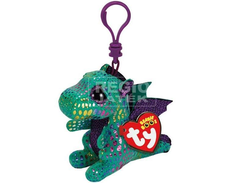 Cinder sárkány kulcstartó plüssfigura - 9 cm