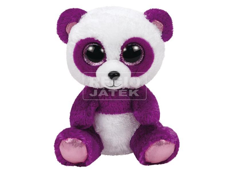 Boom Boom panda plüssfigura - 15 cm