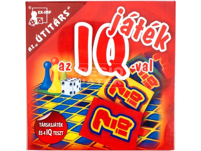 Játék az IQ-val társasjáték