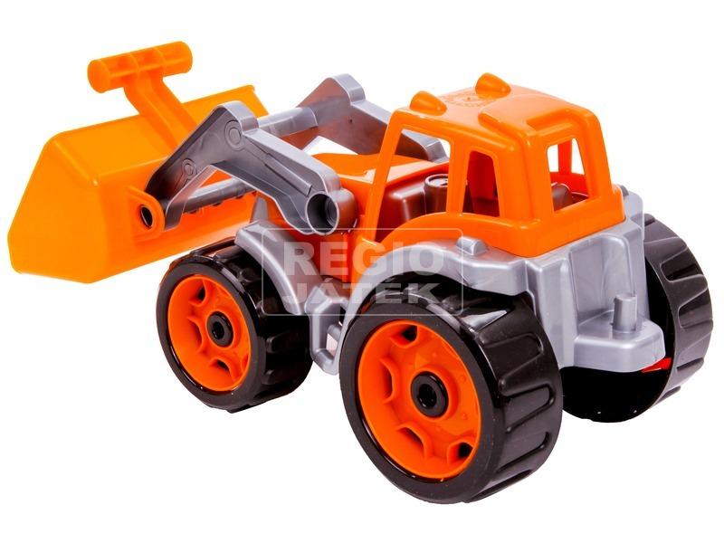 kép nagyítása Színes műanyag traktor - többféle