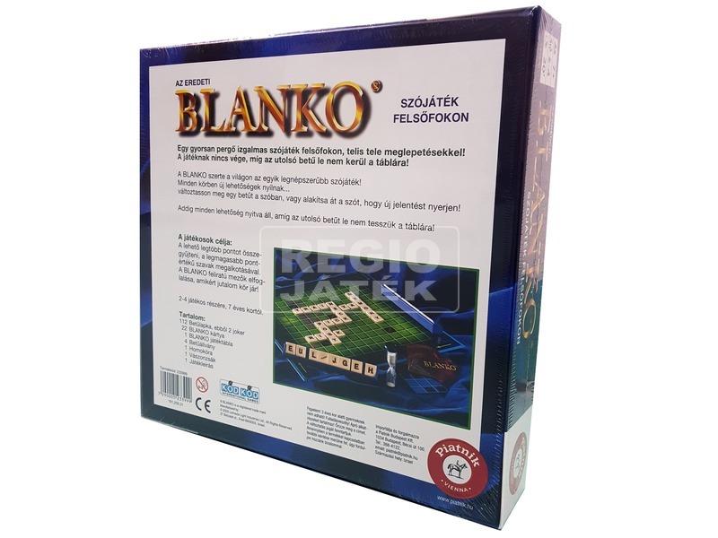 kép nagyítása Blanko zöld társasjáték