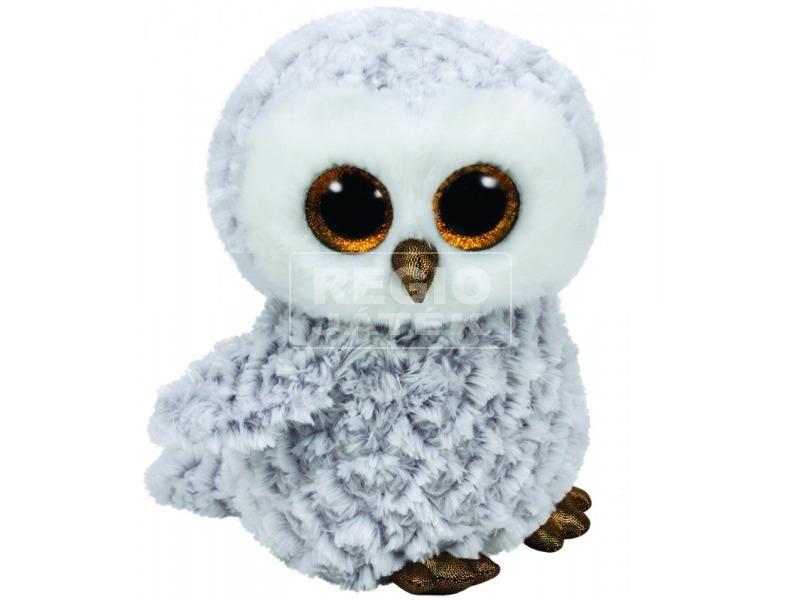 Owlette bagoly plüssfigura - 24 cm