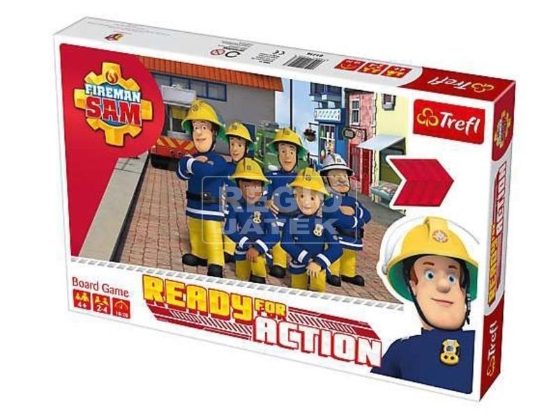 Tűzoltó Sam társasjáték