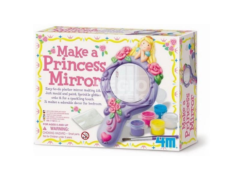 Hercegnős tükörkészítő készlet
