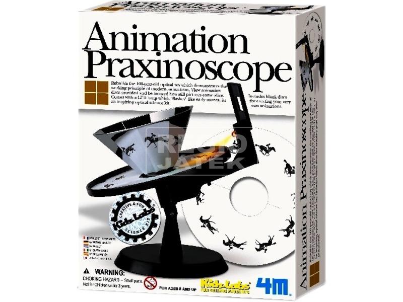 4M animációs praxinoszkóp készlet