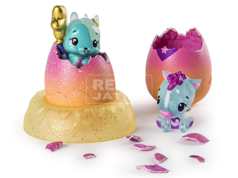 kép nagyítása Hatchimals gyűjthető tojás 2 darabos - 4. évad