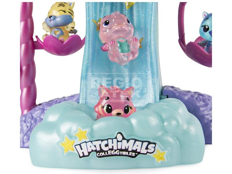 kép nagyítása Hatchimals vízesés játékkészlet