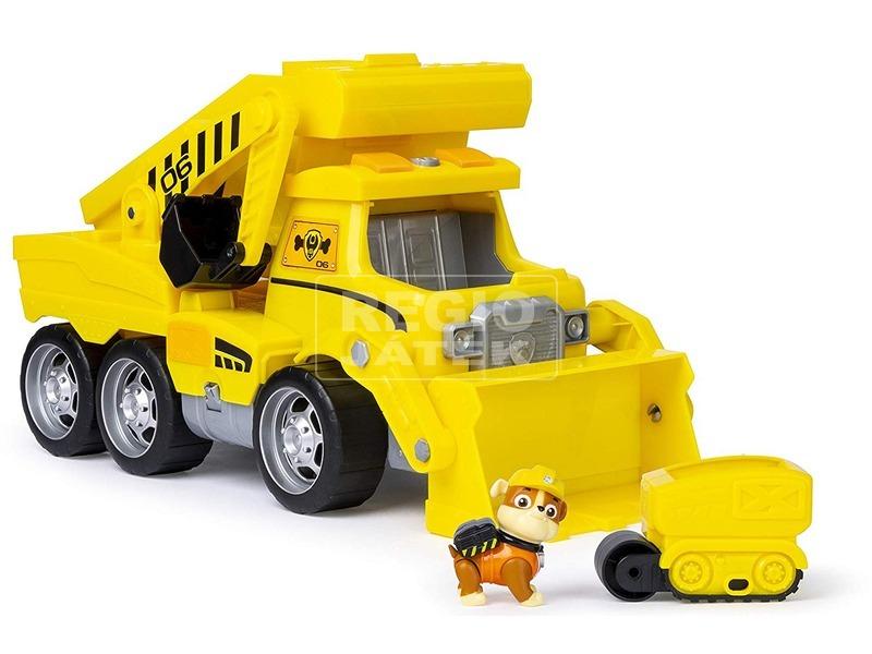 kép nagyítása Mancs őrjárat Rubble építő járműve - 40 cm
