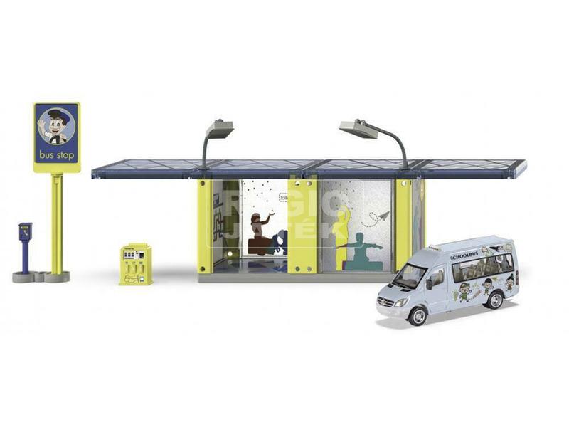 SIKU World buszmegálló