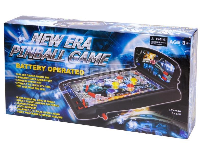 Pinball Soccer elemes asztali flipper