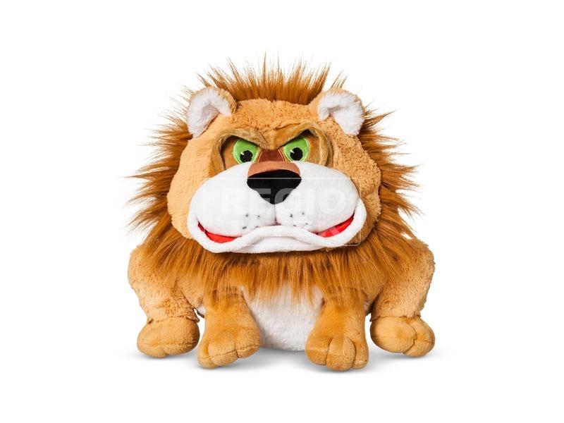 kép nagyítása Grimasz Pajtik oroszlán plüssfigura - 12 cm