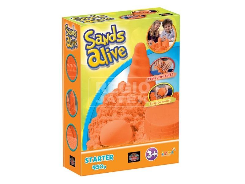 Sands Alive kezdő készlet - narancssárga