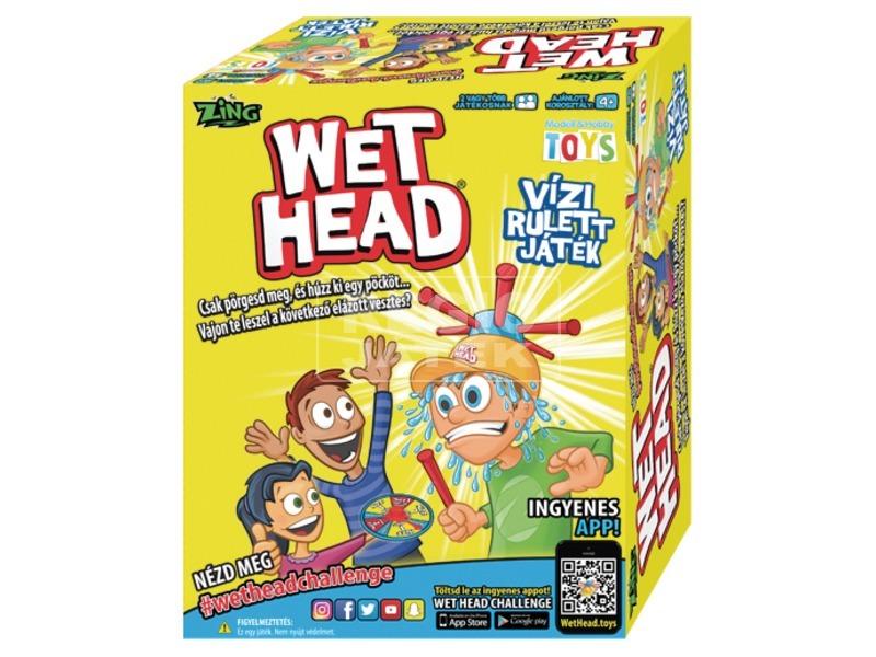 Wet Head vízirulett társasjáték