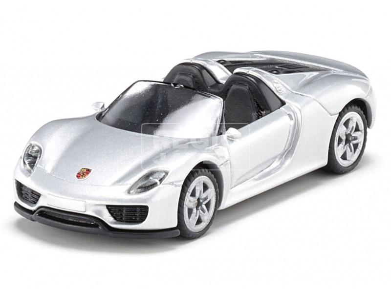 kép nagyítása Siku: Porsche 918 Spyder 1:87 - 1475