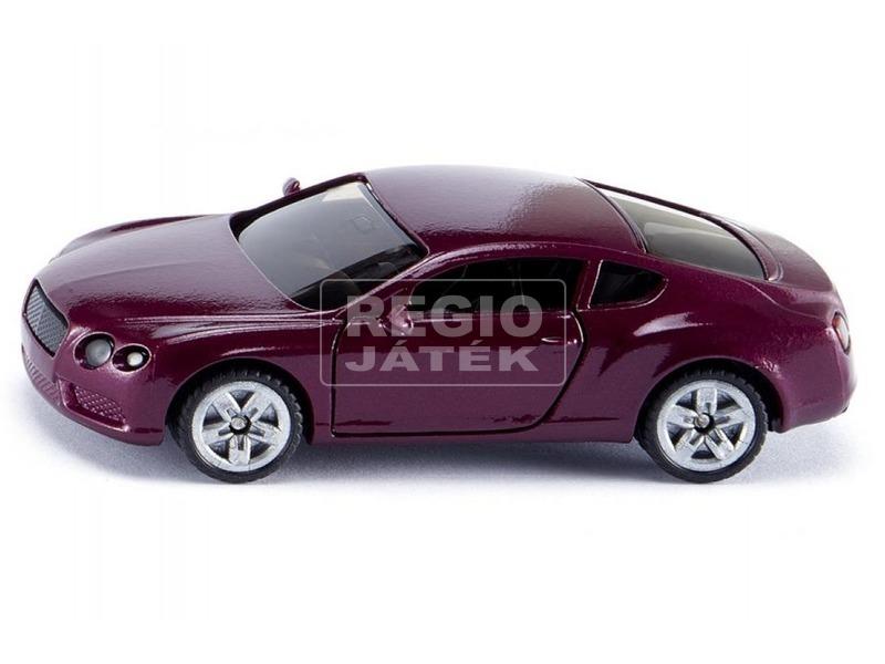 kép nagyítása Siku: Bentley Continental GT V8 1:87 - 1483