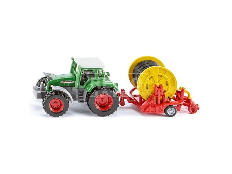 kép nagyítása Siku: Fendt traktor kábelköteggel 1:87 - 1677
