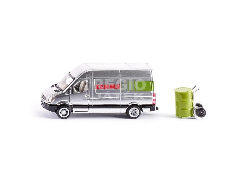 kép nagyítása Class teherautó