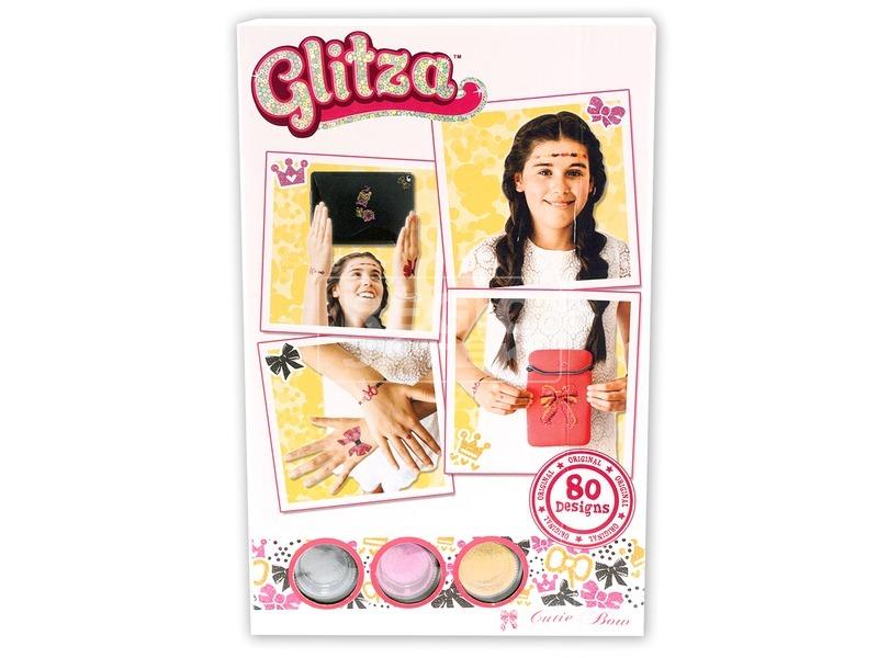 Glitza cuki masnik 80 darabos tetováló matrica