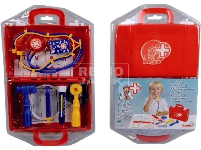Doktor táska 8 darabos készlet