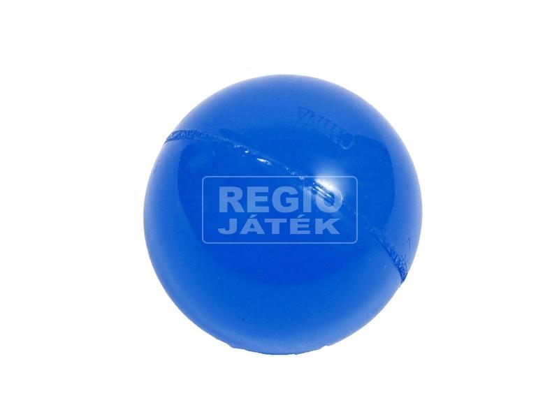 Egyszínű pattogó labda - 4 cm, többféle