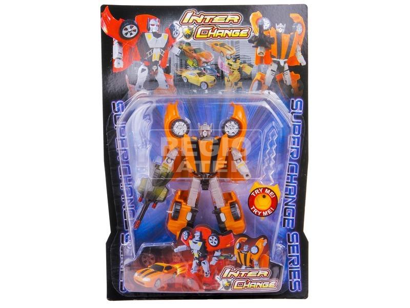 Trans Robot átalakuló robot - 28 cm, többféle