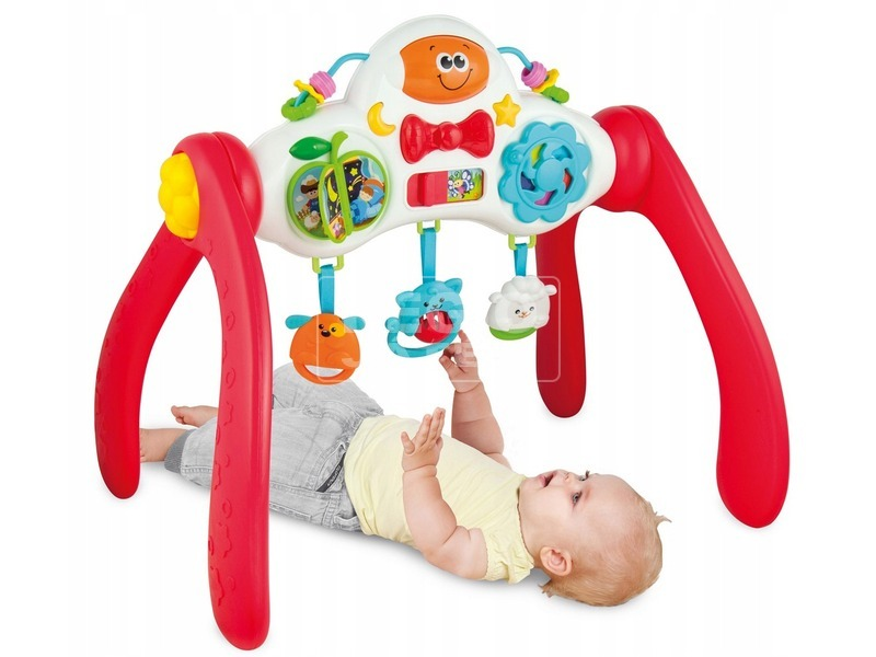 kép nagyítása 2 az 1-ben zenélő babaállvány