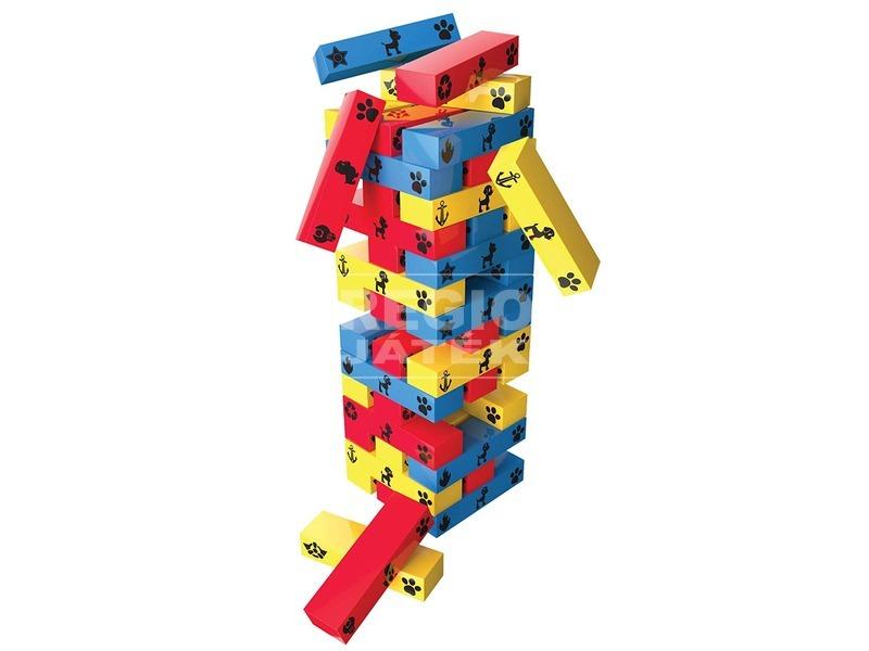 kép nagyítása Mancs őrjárat toronyépítő 48 darabos társasjáték