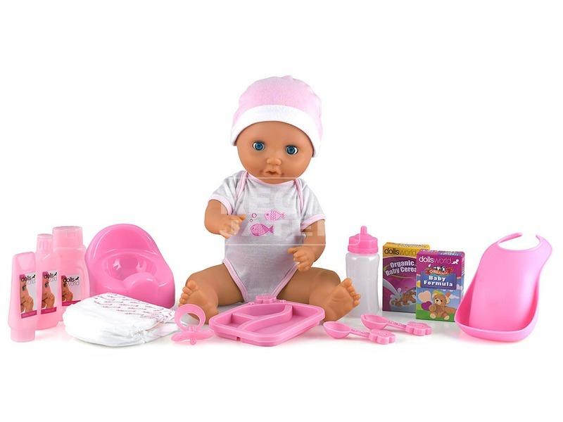 kép nagyítása Baby Tinkles játékbaba kiegészítőkkel - 38 cm