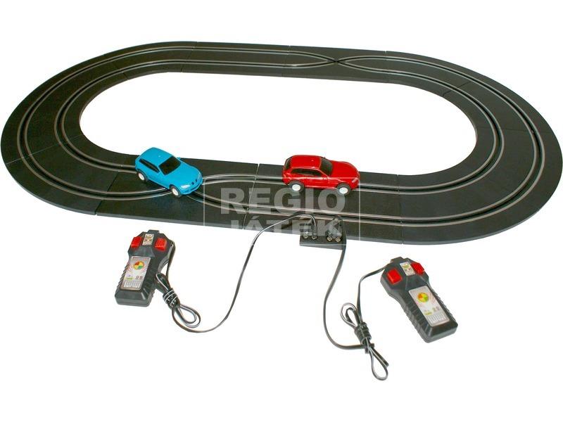 kép nagyítása Speed Car ovális elektromos autópálya