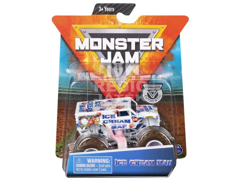 kép nagyítása Monster Jam kisautó - 1:64, többféle