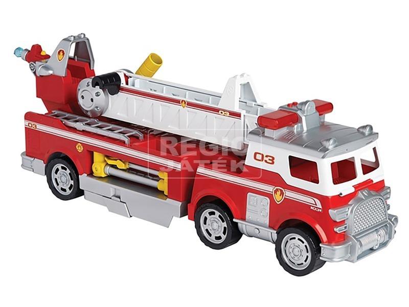 kép nagyítása Mancs őrjárat létrás tűzoltóautó - 64 cm