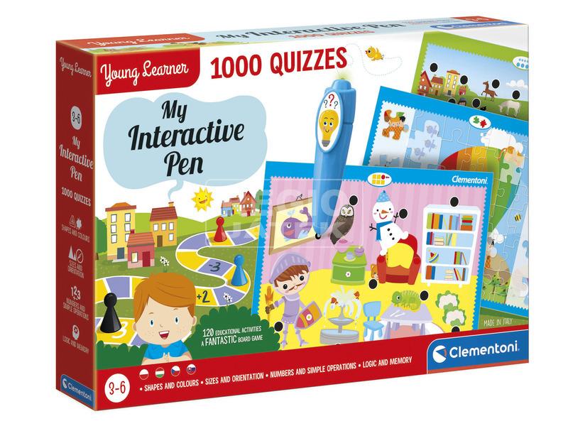 Interaktív Kvízjáték gyerekeknek