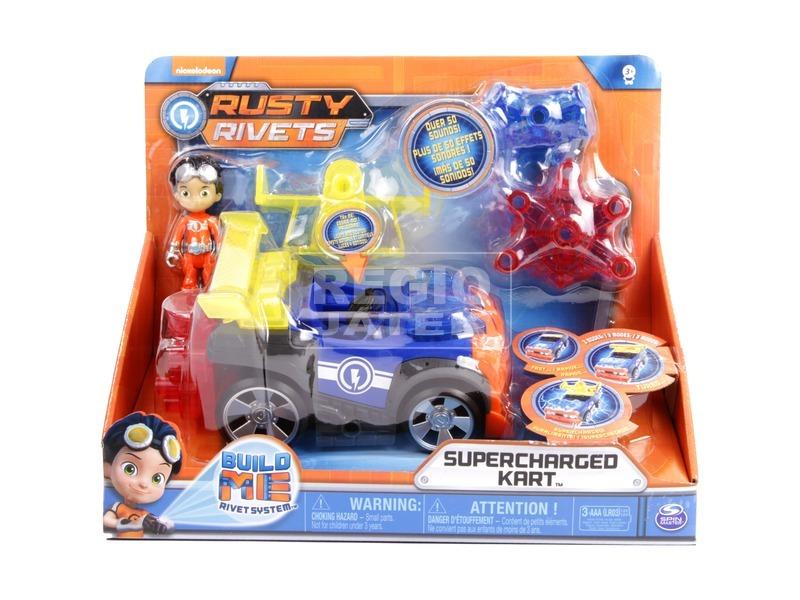 kép nagyítása Rusty rendbehozza felhúzós autó - többféle