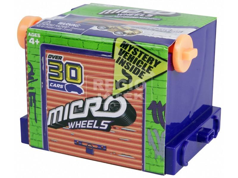 Micro Wheels meglepetés kisautó